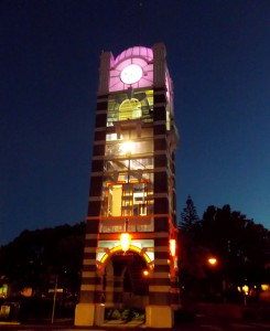 New Plymouth Clock Tower